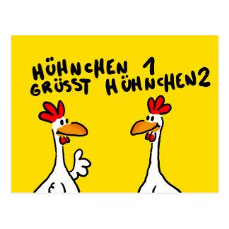 Chicken Post Cards