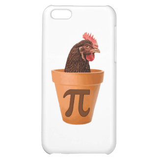 Chicken Pot Pi (and I don't care) Case For iPhone 5C