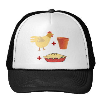 Chicken Pot Pie Trucker Hat