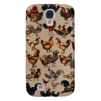 Chicken Poultry Of The World Samsung S4 Case