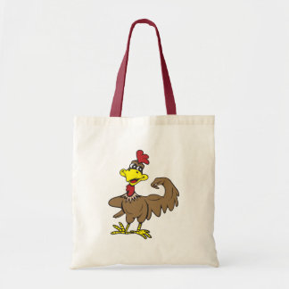 Chicken Power!  Customizable! Tote Bag