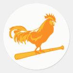 Chicken Ranch Stickers