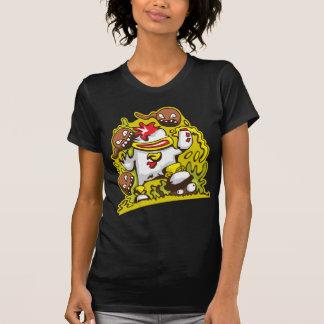chicken robot design art T-Shirt