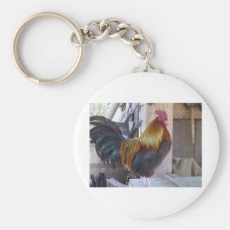CHICKEN/rooster Keychain