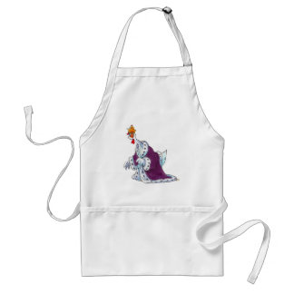 Chicken Royalty Apron