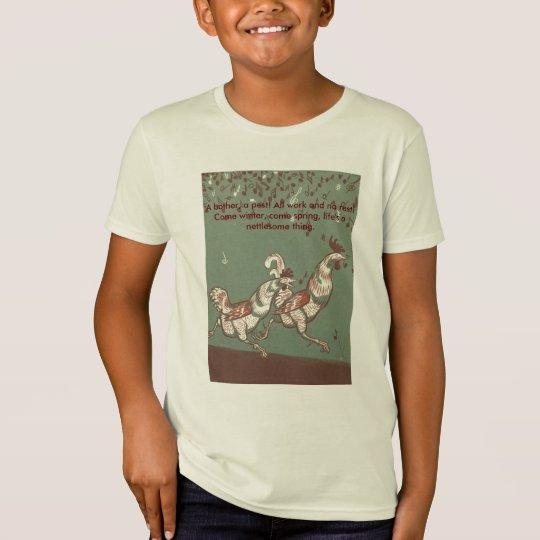 Chicken run song T-Shirt