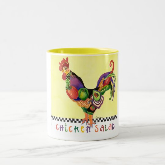 Chicken Salad Mug
