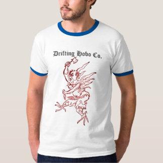 Chicken scriptt shirt