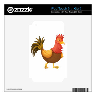 Chicken Skins For iPod Touch 4G