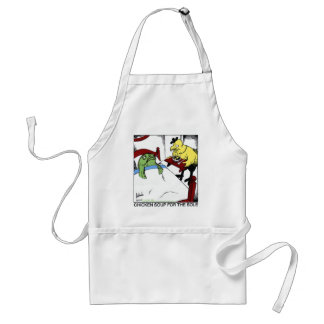 Chicken Soup 4 Sole Funny Fish/Chicken Gifts Tees Aprons