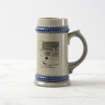 Chicken Soup Is My Prescription? Beer Stein