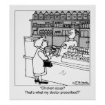 Chicken Soup Is My Prescription? Poster