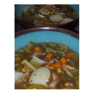 Chicken Soup Yum CARD