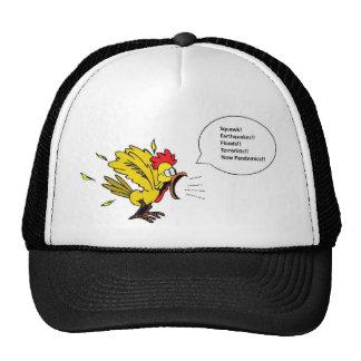 Chicken Speaks Hat