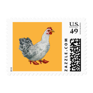 Chicken Stamps