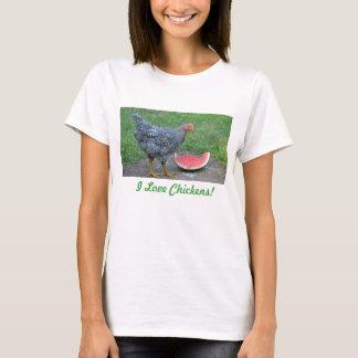 """Chicken """"Tee Shirt"""" T-Shirt"""