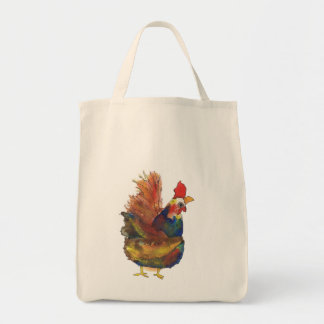 CHICKEN TOTE BAG