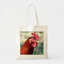 Chicken Tote Bag