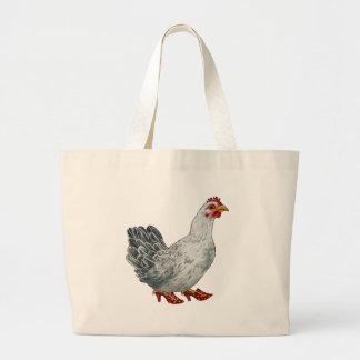 Chicken Tote Jumbo Tote Bag