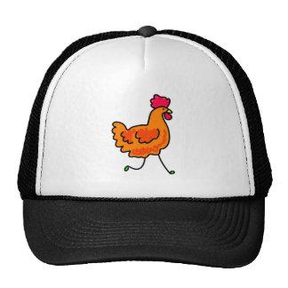 chicken trucker hat