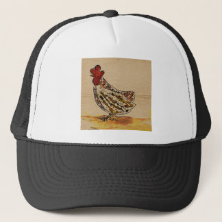 Chicken Vintage Trucker Hat