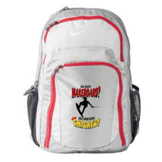 Chicken WAKEBOARD 1 (Black) Backpack