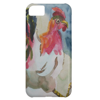 Chicken Walking Case For iPhone 5C