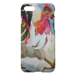 Chicken Walking iPhone 8/7 Case