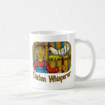 Chicken Whisperer Coffee Mug