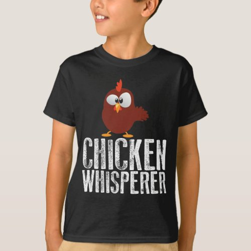 Chicken Whisperer T_Shirt