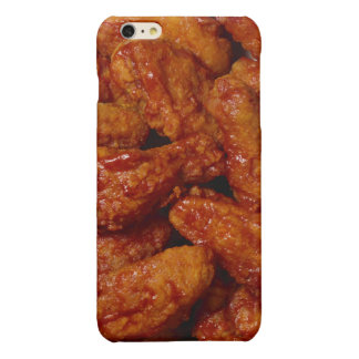 Chicken Wings Glossy iPhone 6 Plus Case