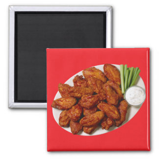 Chicken Wings Magnet