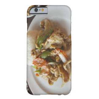 Chicken with Cashews Barely There iPhone 6 Case