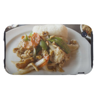 Chicken with Cashews iPhone 3 Tough Case