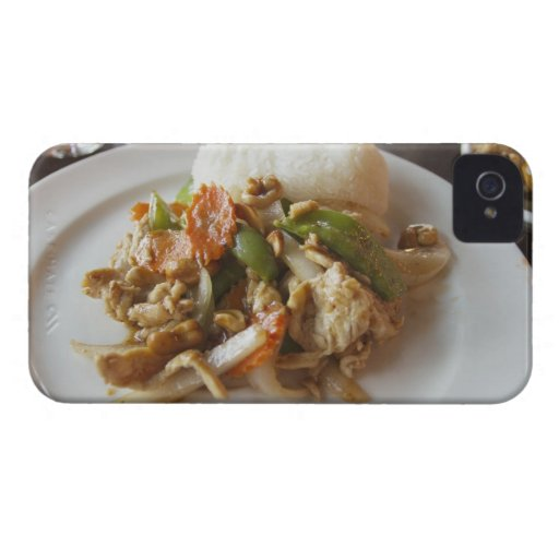 Chicken with Cashews Case-Mate iPhone 4 Cases