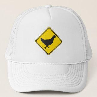 Chicken Xing! Trucker Hat