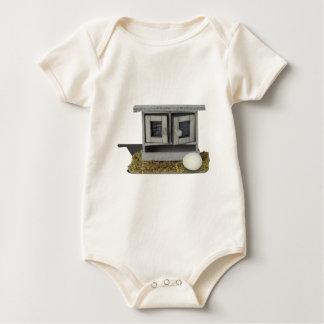 ChickenCoop031415.png Baby Bodysuit