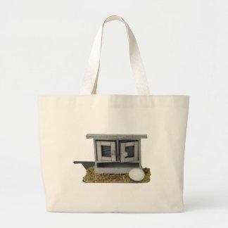 ChickenCoop031415.png Large Tote Bag