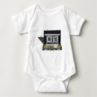 ChickenCoopBriefcase031415.png Baby Bodysuit