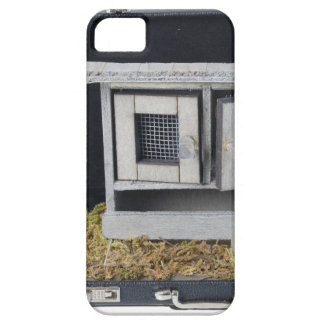 ChickenCoopBriefcase031415.png iPhone SE/5/5s Case