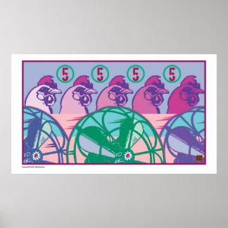 ChickenFans-Print