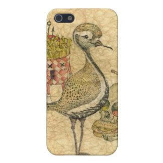 Chicken'n'fries iPhone 4 case