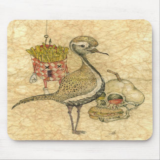 Chicken'n'fries Mouse Pad