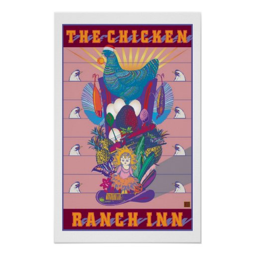 ChickenRanch-Poster Póster