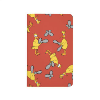 Chickens and Chainsaws Red Journal