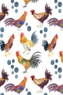 Rooster Shoes | Zazzle