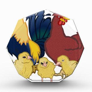 chickens award