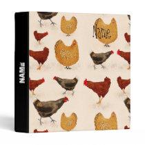 Chickens Binder