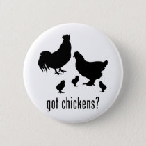 Chickens Button
