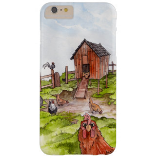 Chickens in the Backyard iPhone Case